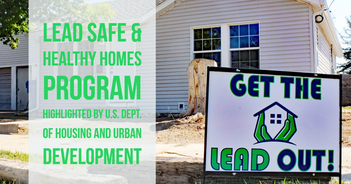 The City of Pocatello's Lead Safe & Healthy Homes program is earning national recognition.
