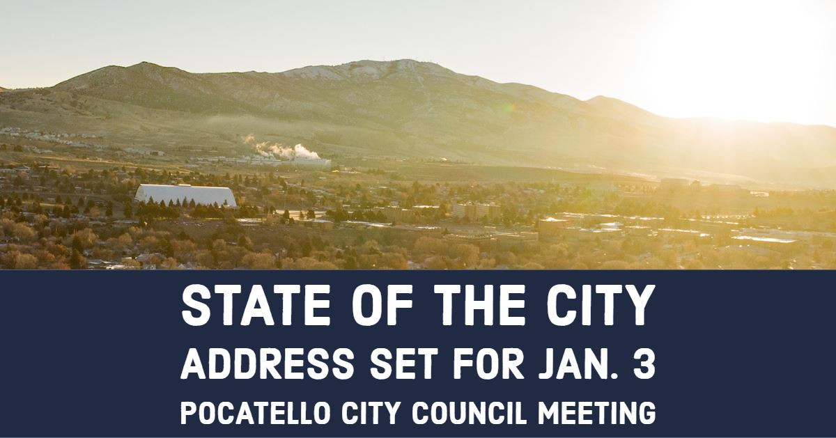Pocatello skyline