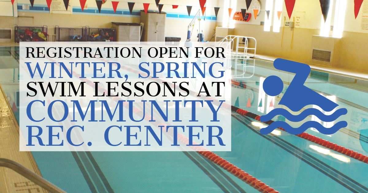 Community Recreation Center pool