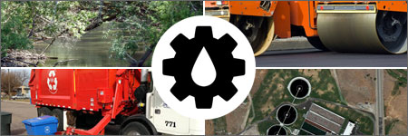 Public Works Image Collage