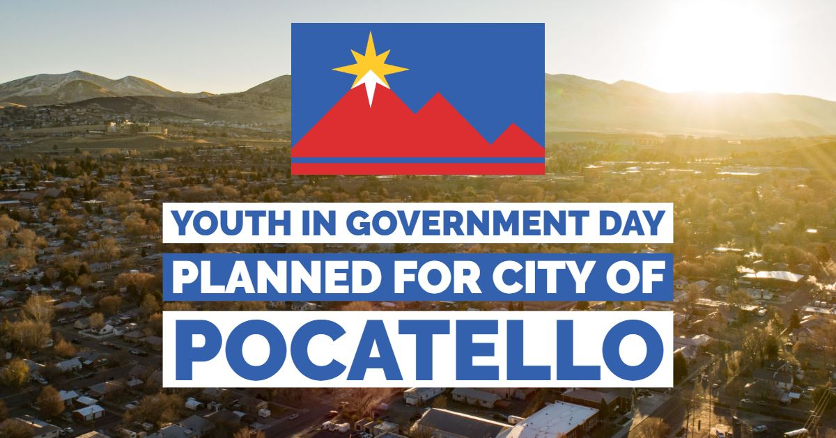 City of Pocatello skyline