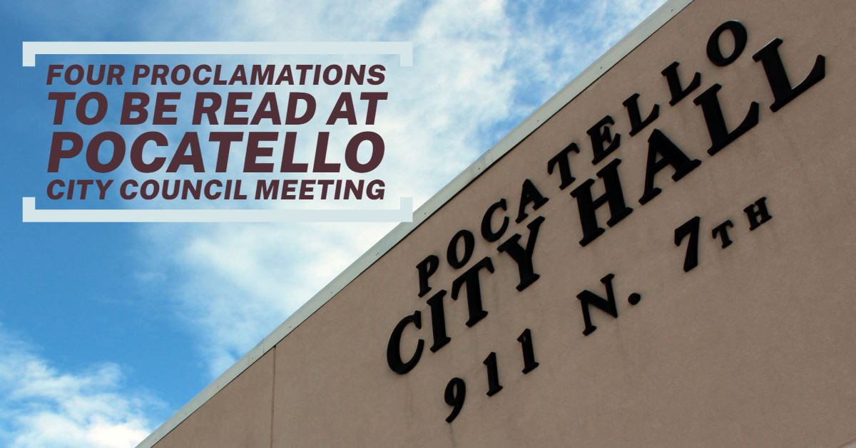 Pocatello City Hall exterior