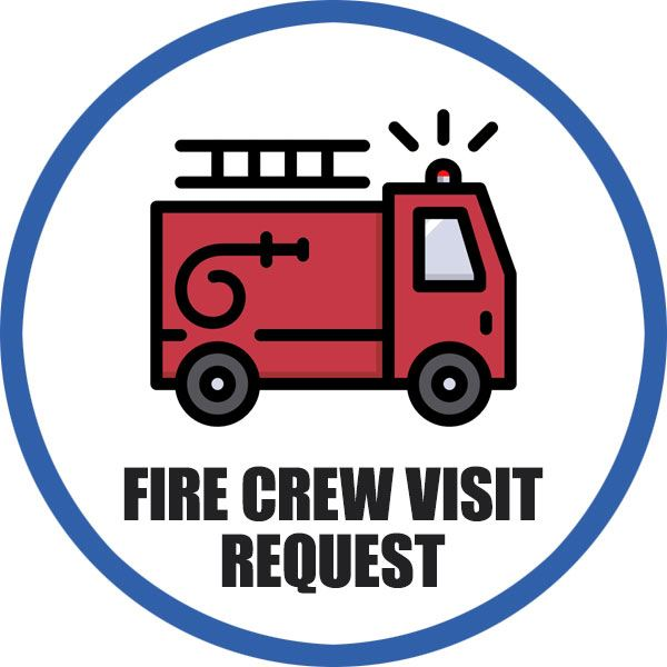 Pocatello Fire Department Fire Crew Visit Request